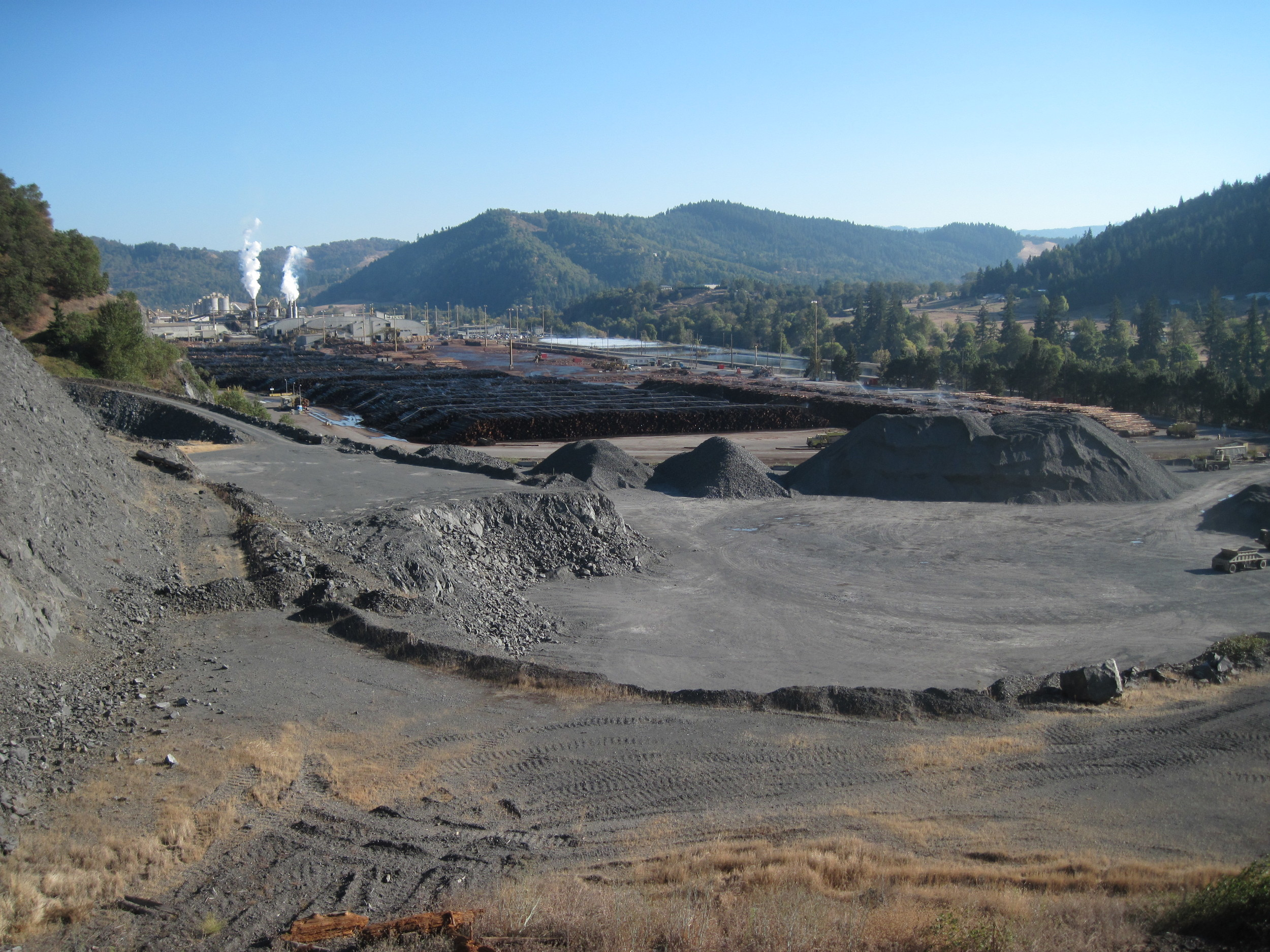 Dillard Landfill Expansion | Dillard, Oregon