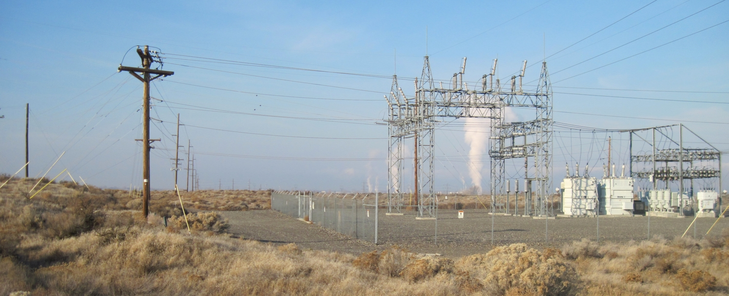 Boardman Coyote Springs Substation | Port of Morrow, Oregon