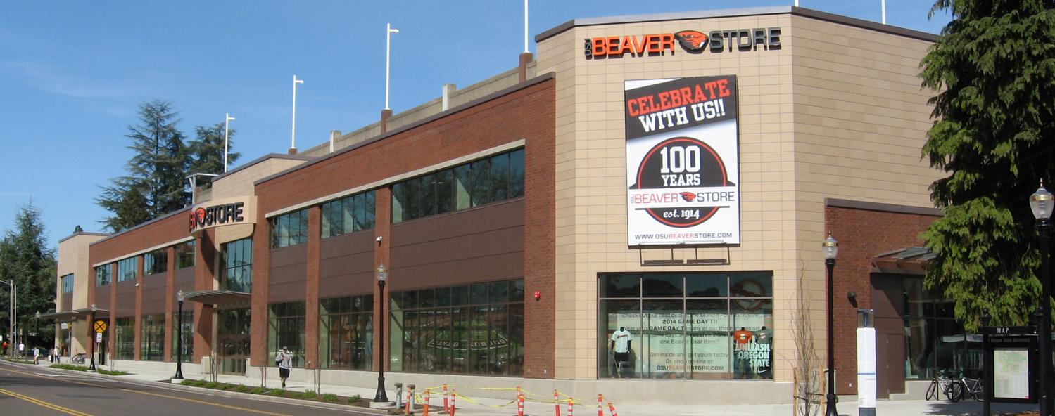 OSU Beaver Store | Corvallis, Oregon