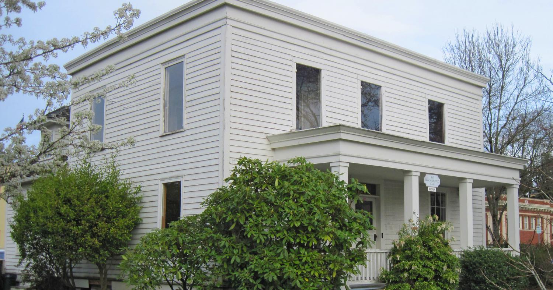 Ermatinger House Historic Restoration | Oregon City, Oregon