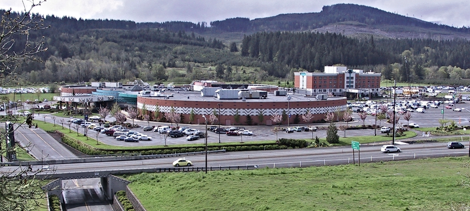 Spirit Mountain Casino, Lodge and Conference Center | Grand Ronde, Oregon