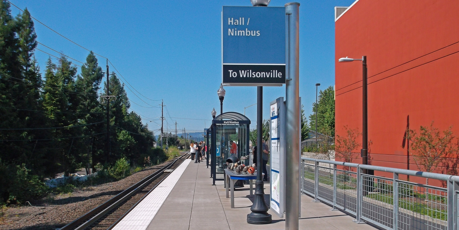 Beaverton to Wilsonville Commuter Rail | Washington and Clackamas Counties, Oregon