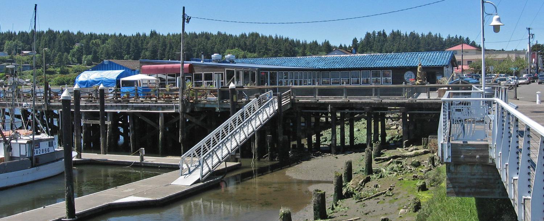 Port  of Siuslaw Infrastructure Improvements |  Florence  , Oregon