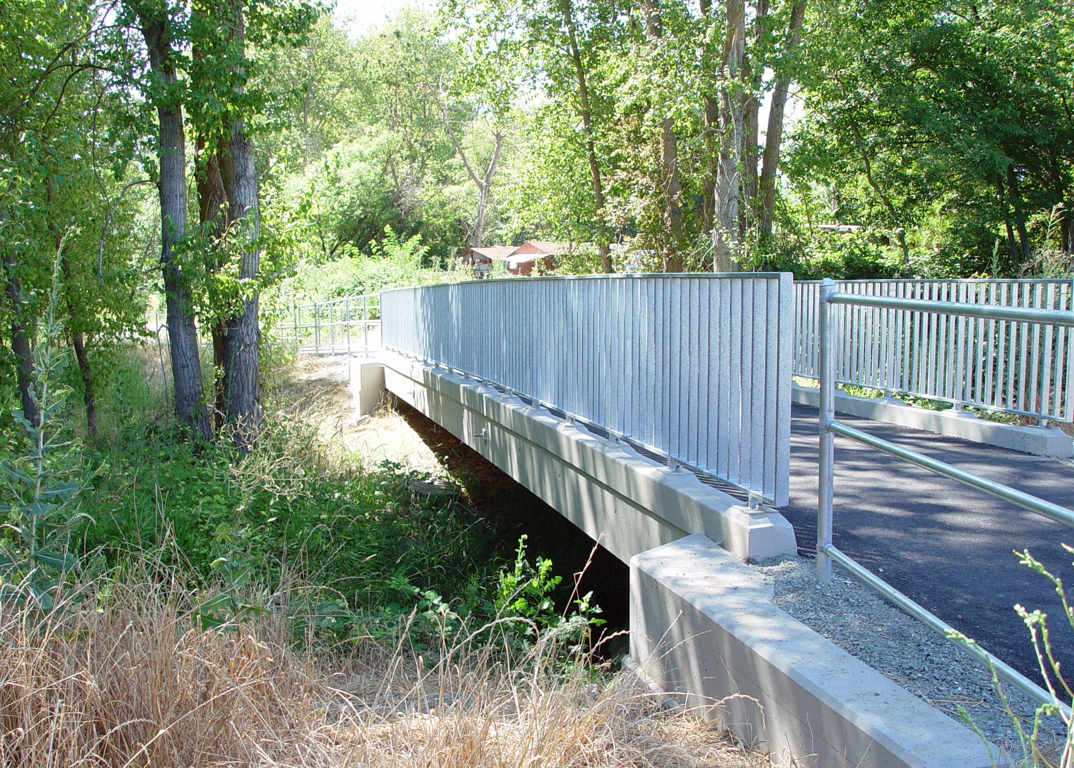 Bear Creek Greenway Trail