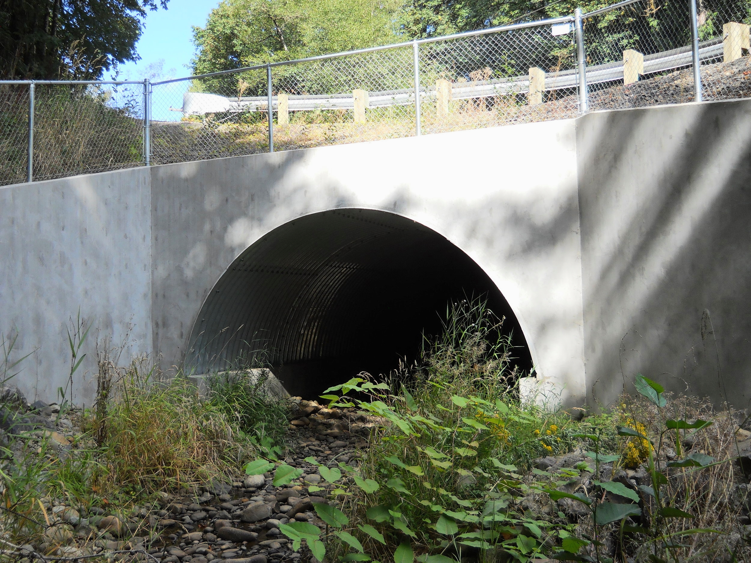 Clark Creek Road Culvert Replacement | Cowlitz County, Washington