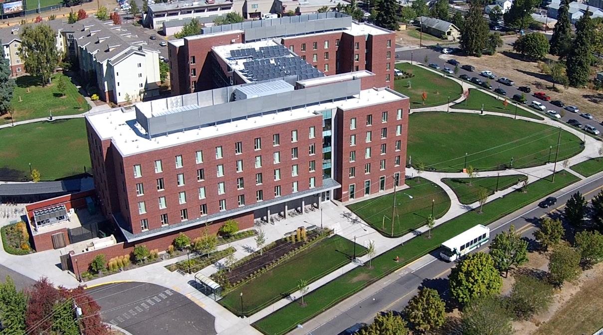 International Student Living Facility