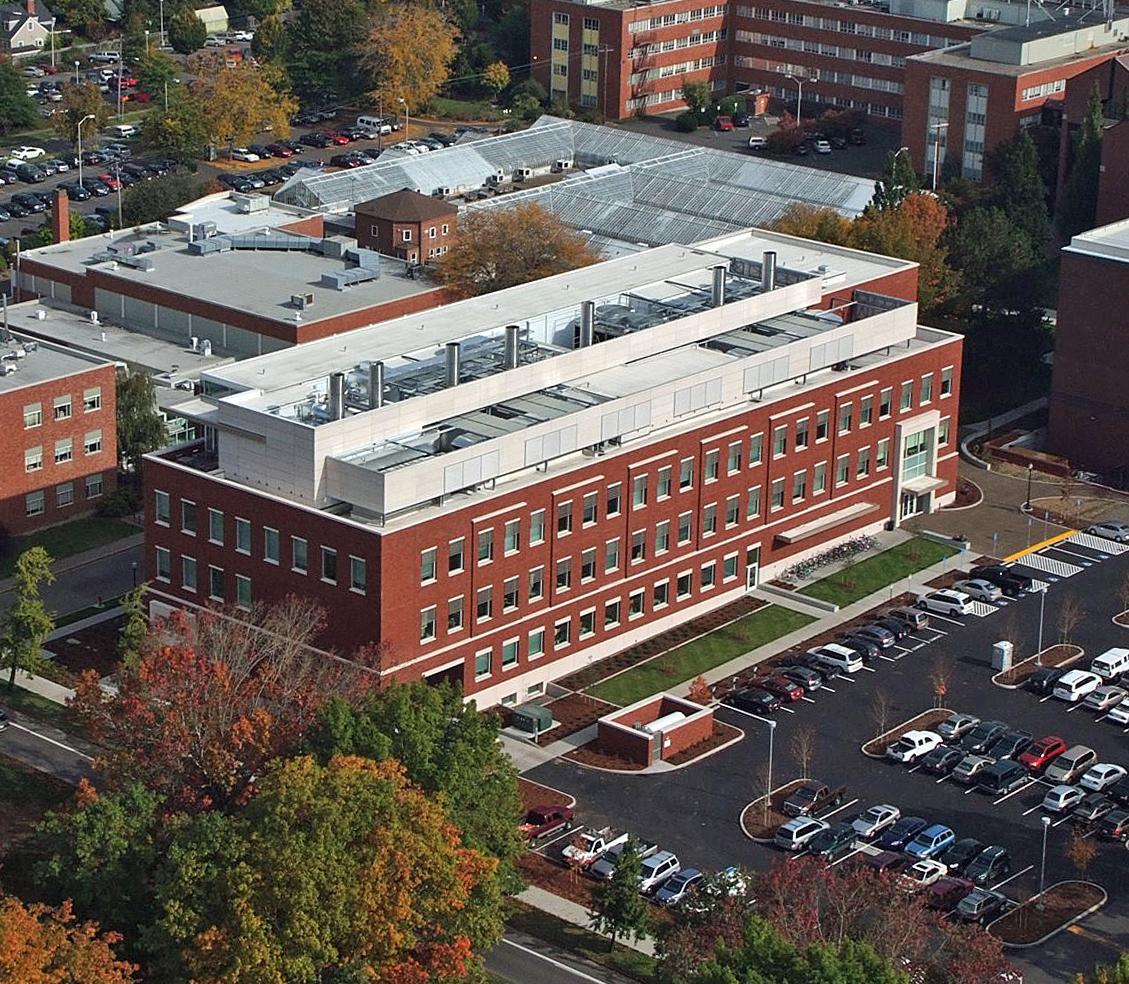 Linus Pauling Science Building