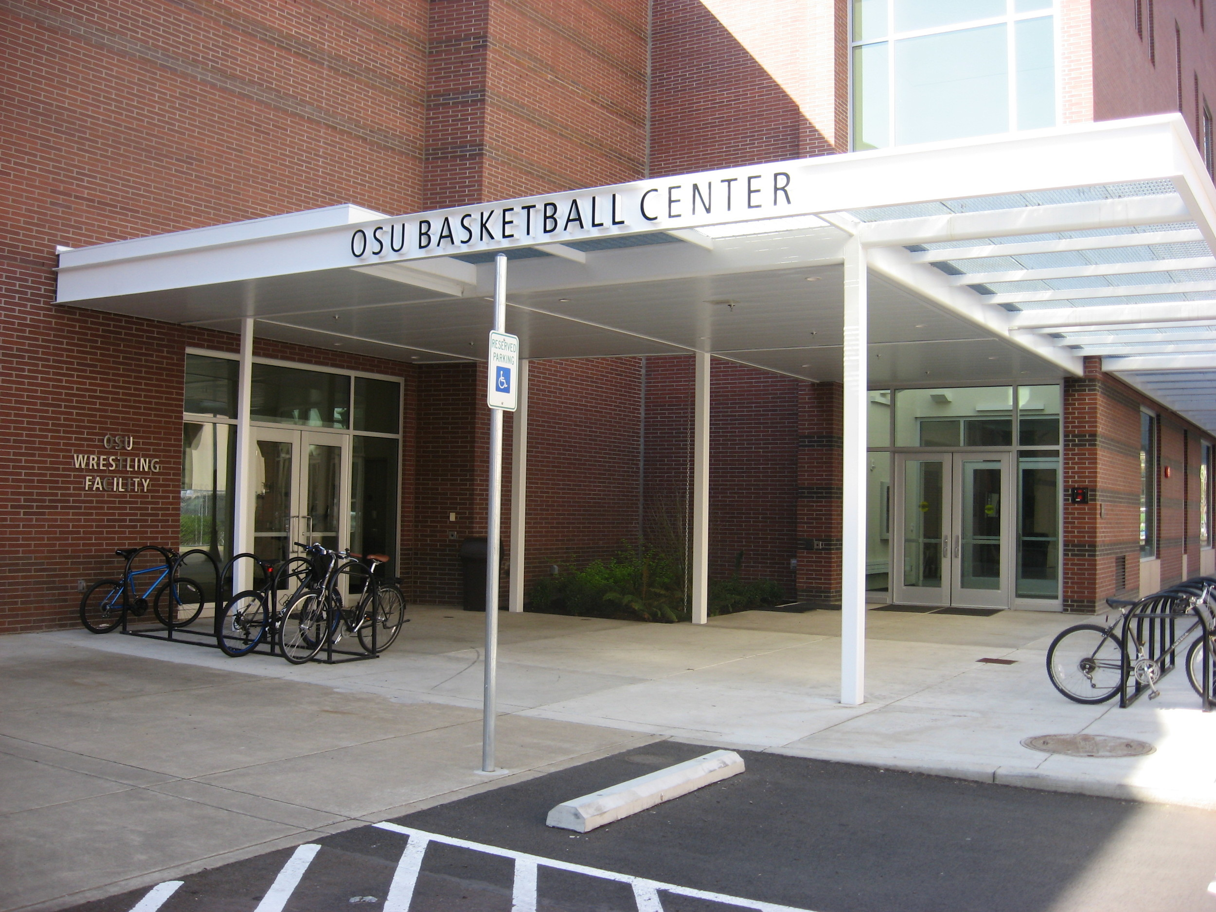 Basketball Practice Facility