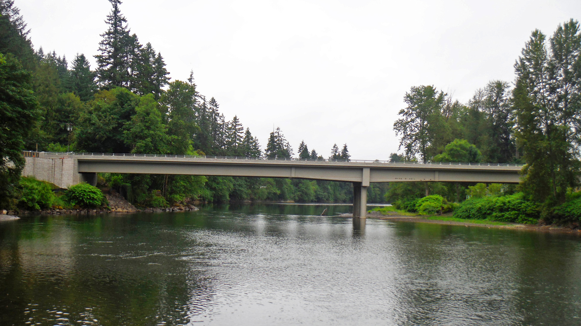 Clackamas River Bridge Replacement | Clackamas County, Oregon