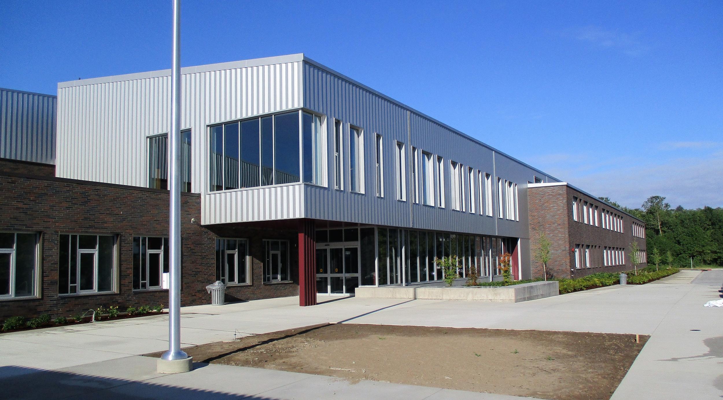 Roosevelt Middle School | Eugene, Oregon