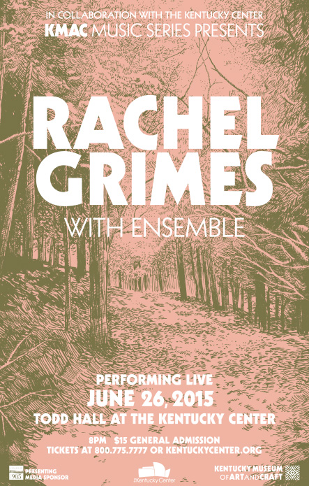 KMAC Music Series: Rachel Grimes