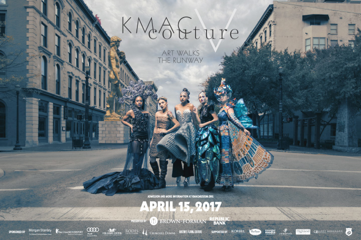 KMAC Couture 2017 poster