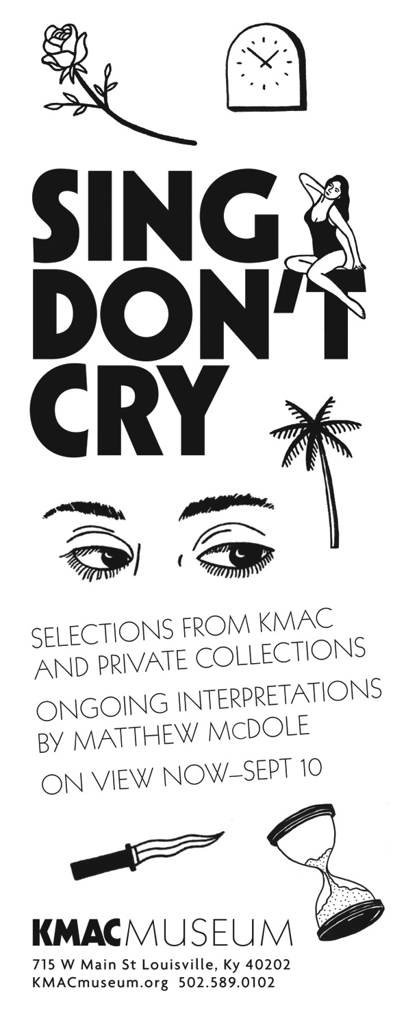 Sing Don't Cry