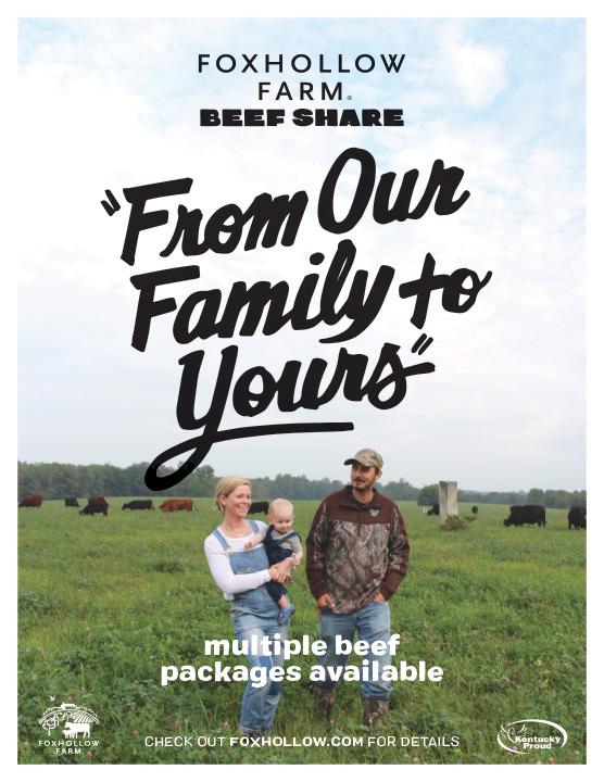 Beef Share advert