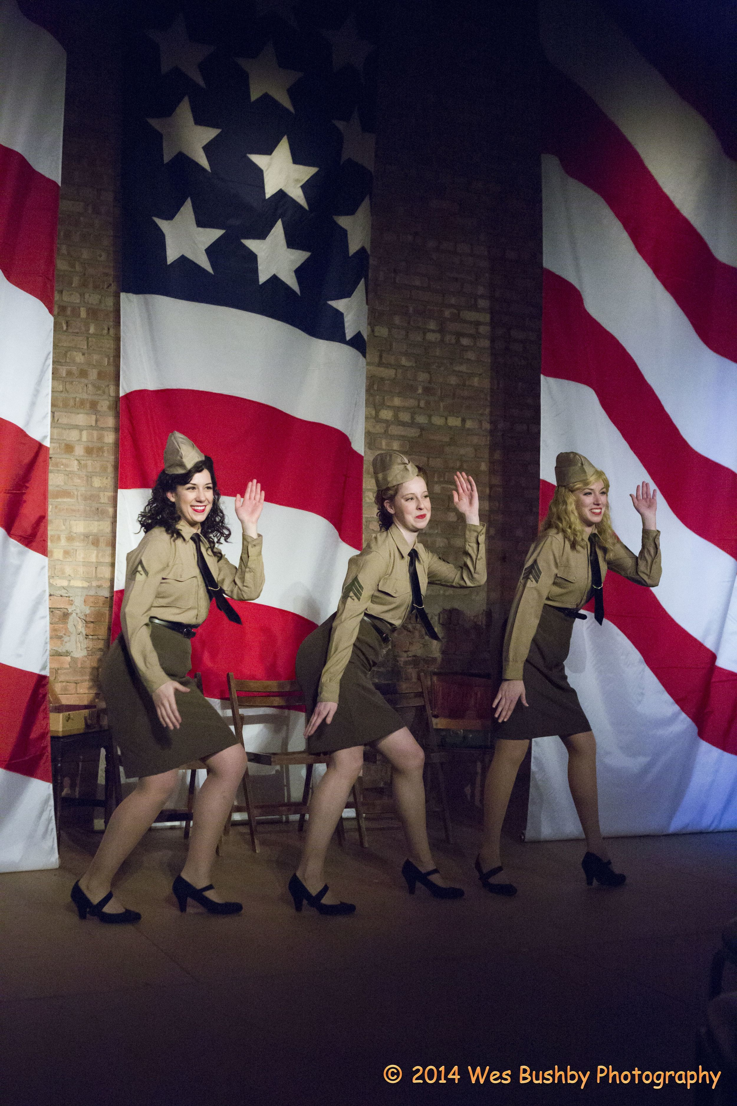 All American Sweethearts: A Salute to the Andrews Sisters