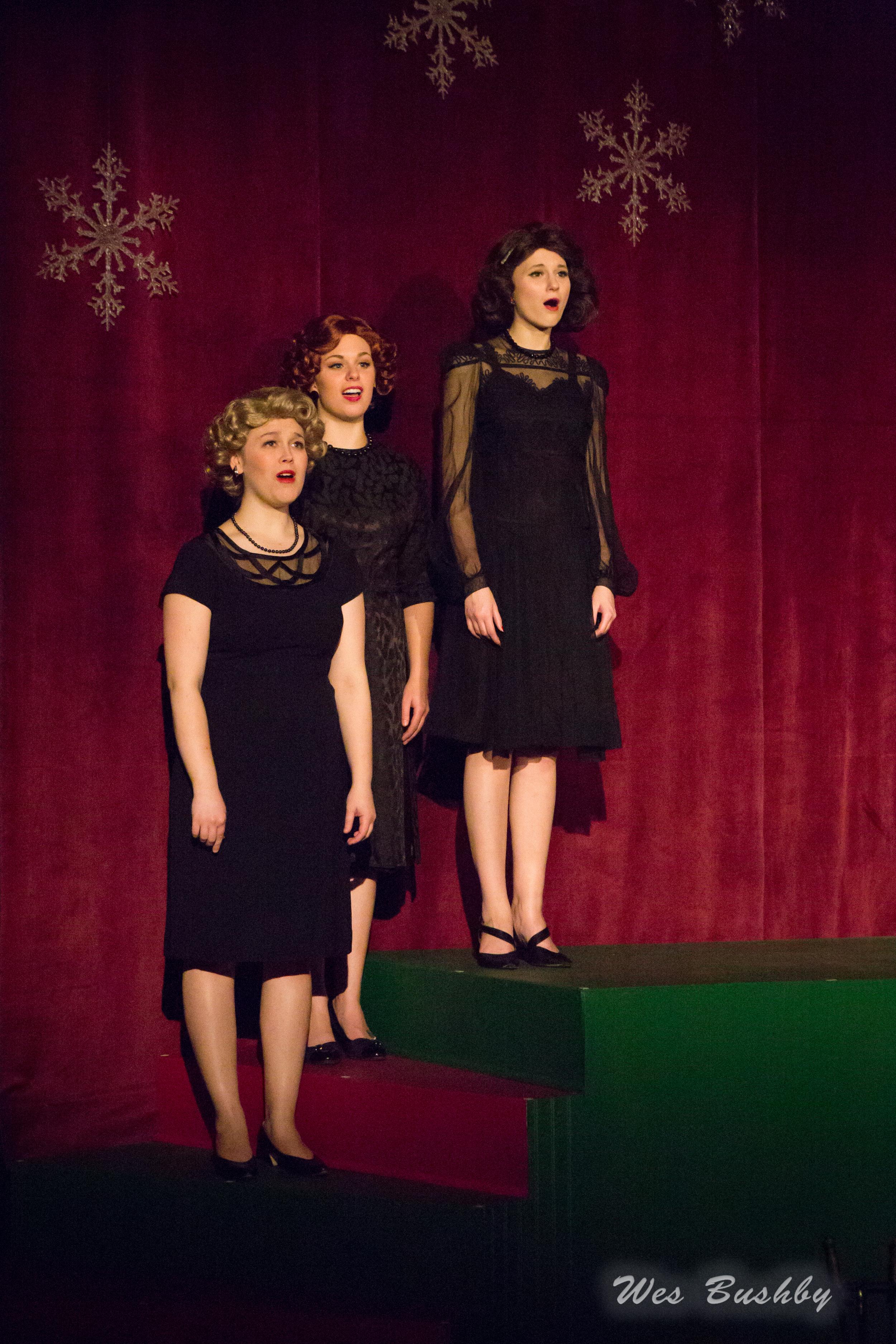 A Fabulous 50's Christmas