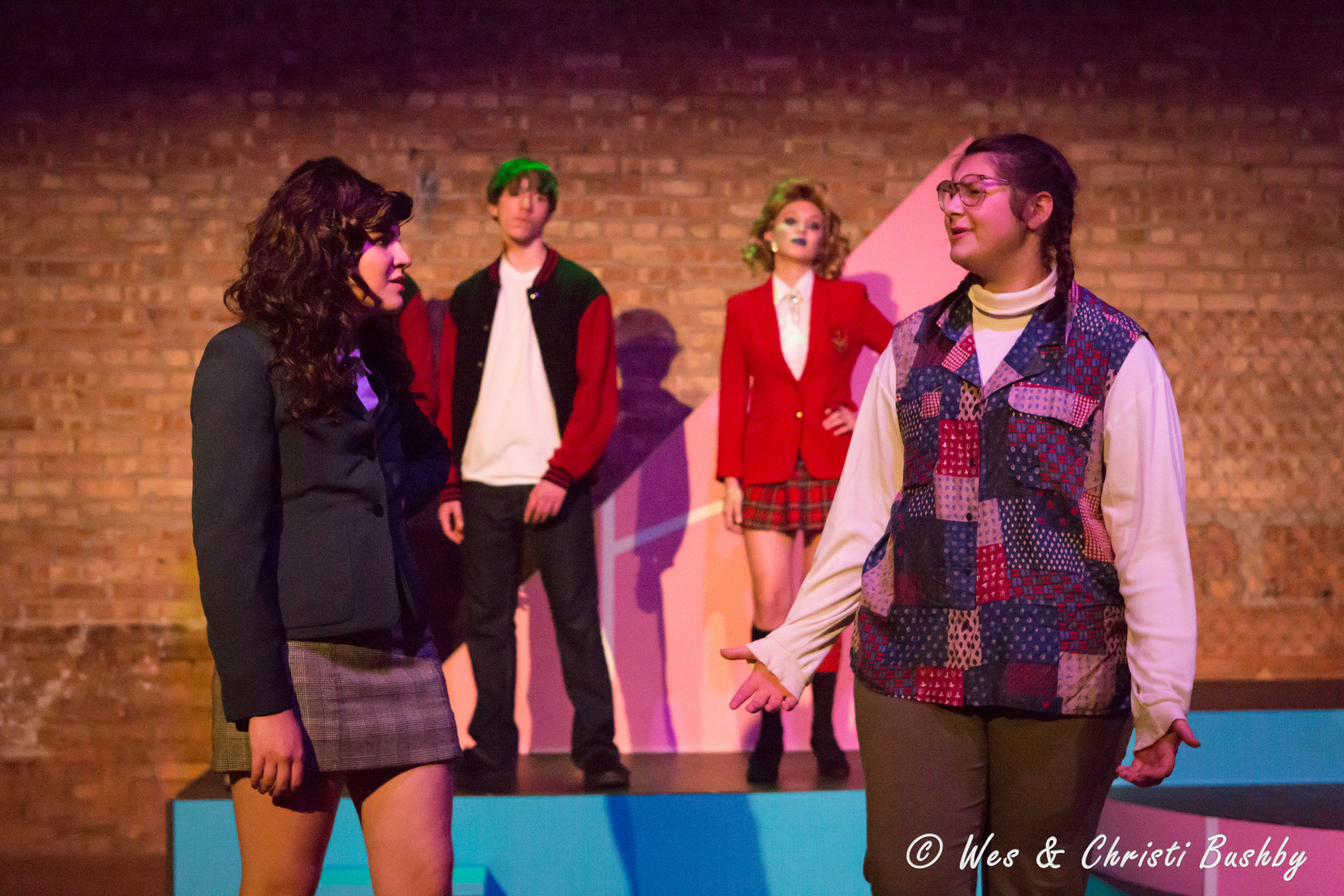 Heathers the Musical-High School Edition