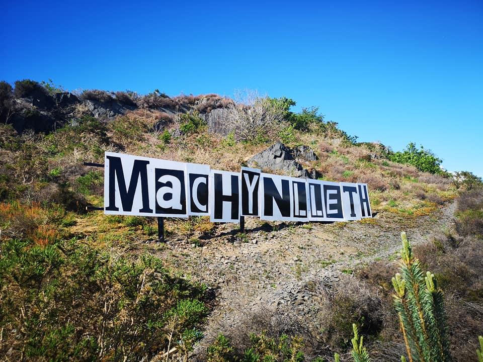 Machynlleth Ska sign.jpg