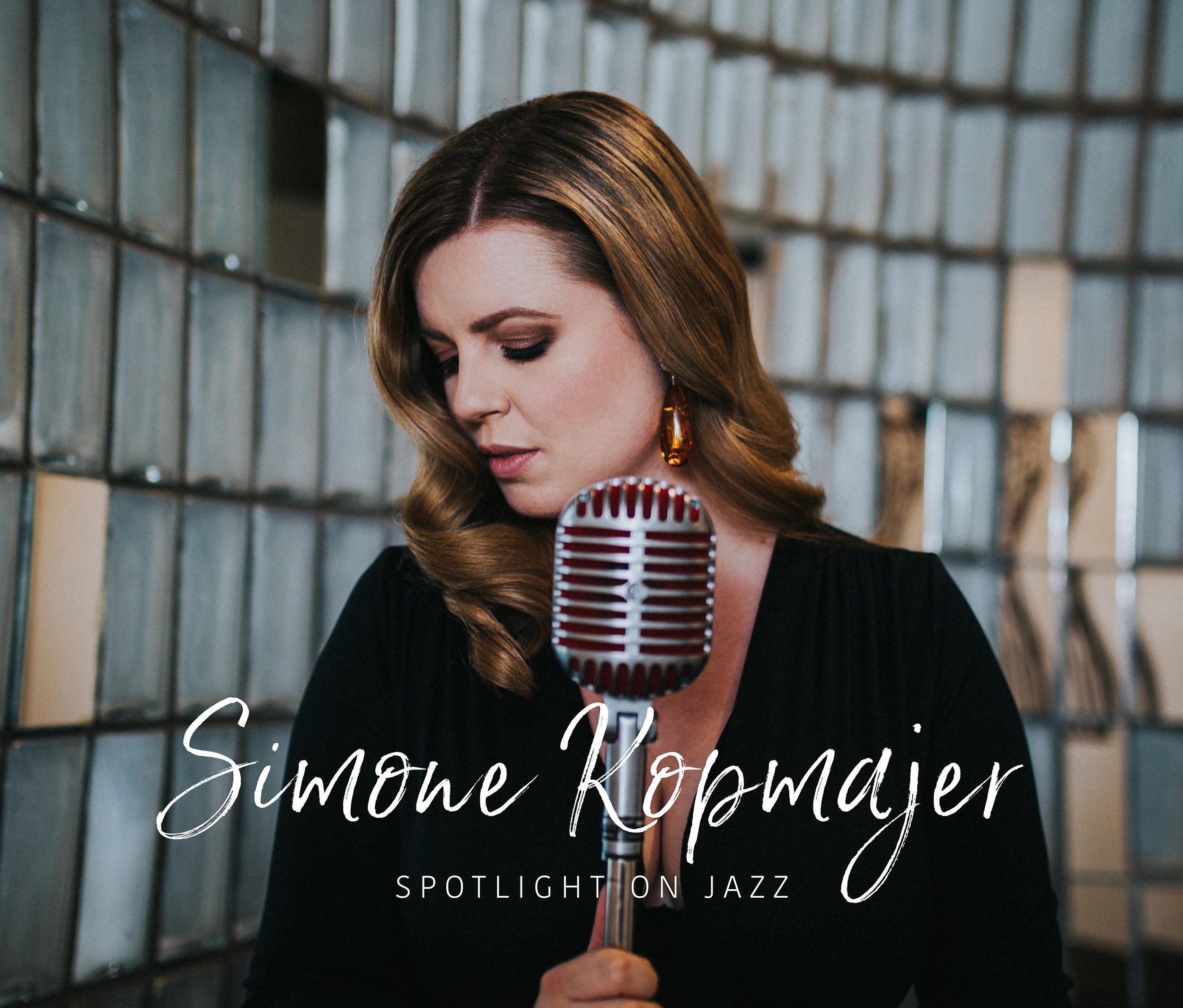 Spotlight on Jazz - VINYL — Simone Kopmajer