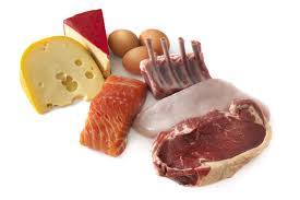 Pastured meats, wild caught fish, eggs and raw dairy are excellent sources of protein.