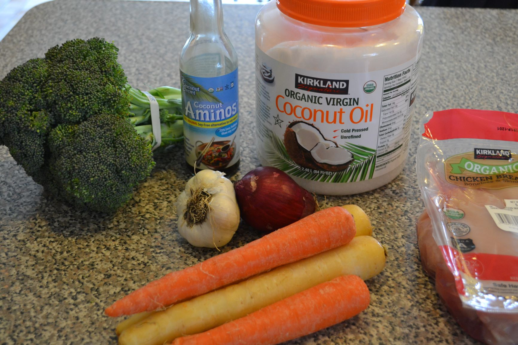 Fresh heart healthy ingredients.JPG