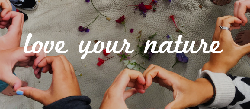Love Your Nature: For teen girls