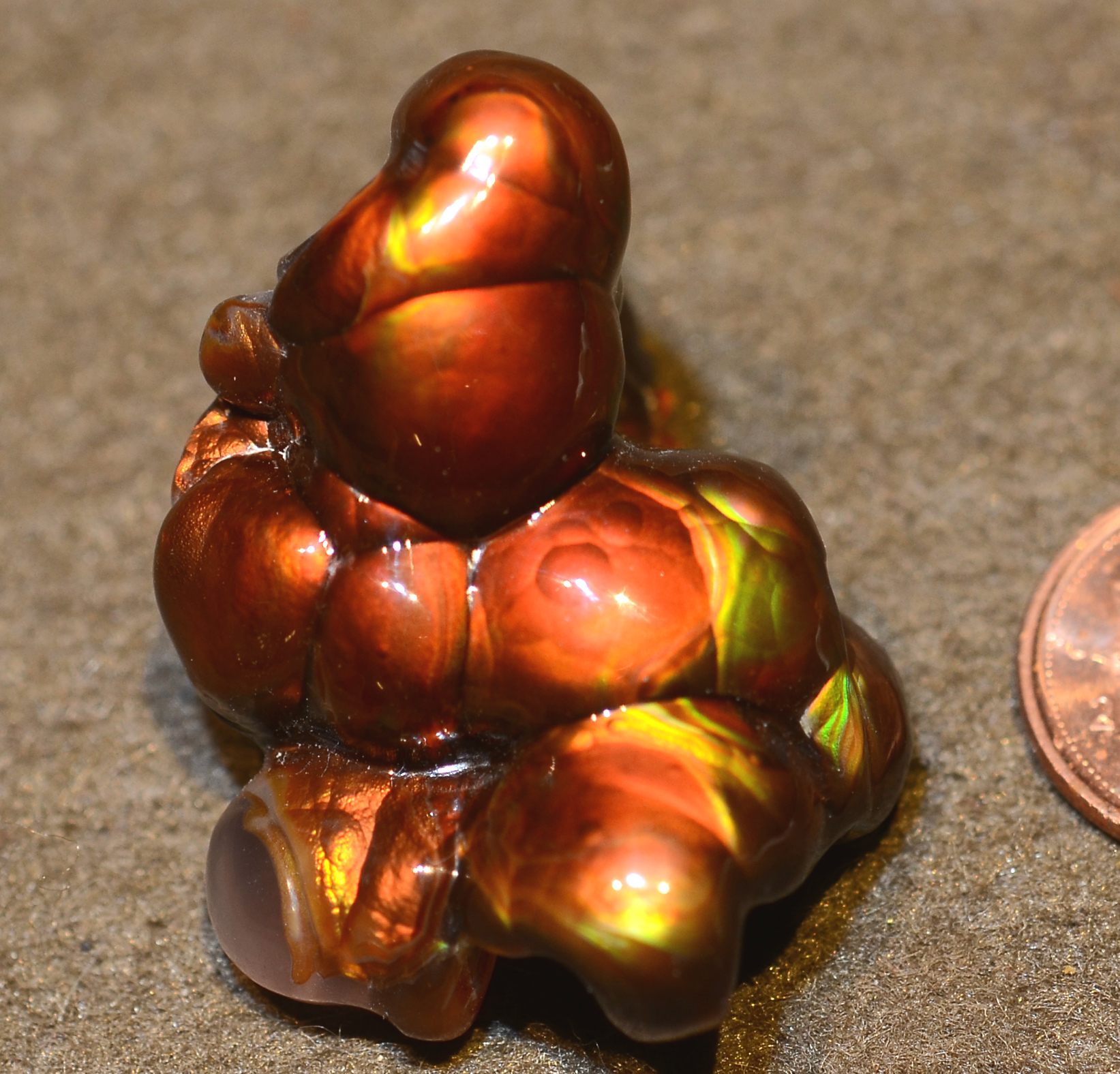 Fire Agate Stones