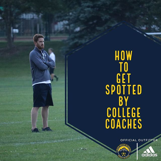 """We are adding great content to this year's summer soccer experience! Learn """"How to Get Spotted by College Coaches"""" this summer at Regis Soccer Academy! Link in the bio for more information and how to register 🔥⚽️👊 . . #RSA2019 . . ————— . #youthsoccer #soccer #football #adidas #youthfootball #soccertraining #skills #soccerlife #soccerskills #futbol  #regissoccer #tekkers #youthsports #regisrangers #training #soccercamp #soccermom #soccercoach #photooftheday #fifa #worldcup"""