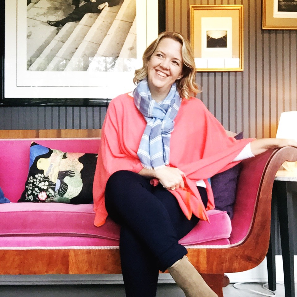 Wearing  J.McLaughlin , photographed in the lounge at c/o The Maidstone
