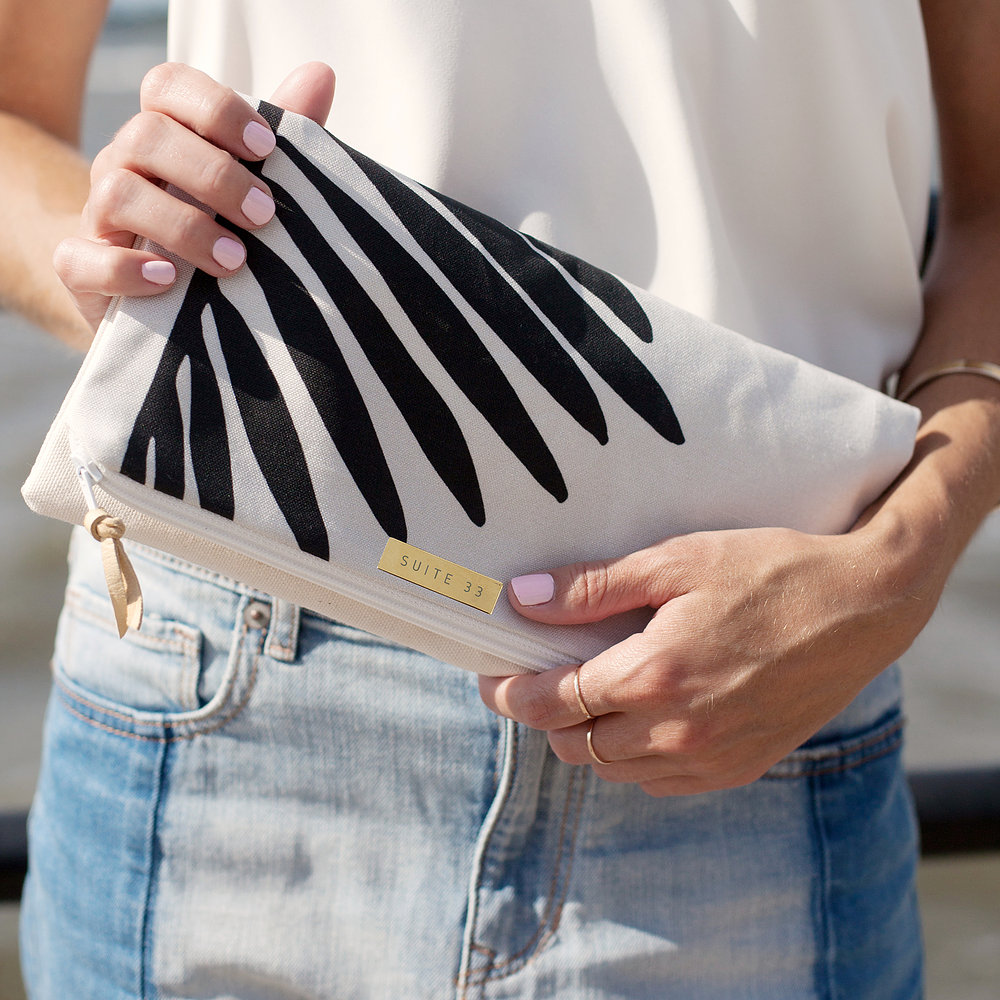 Suite 33 Brunch Clutch, $58  @suite33charleston  //  shopsuite33.com