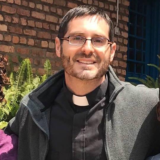 Rev. Dr. Ben Fischer - RECTOR