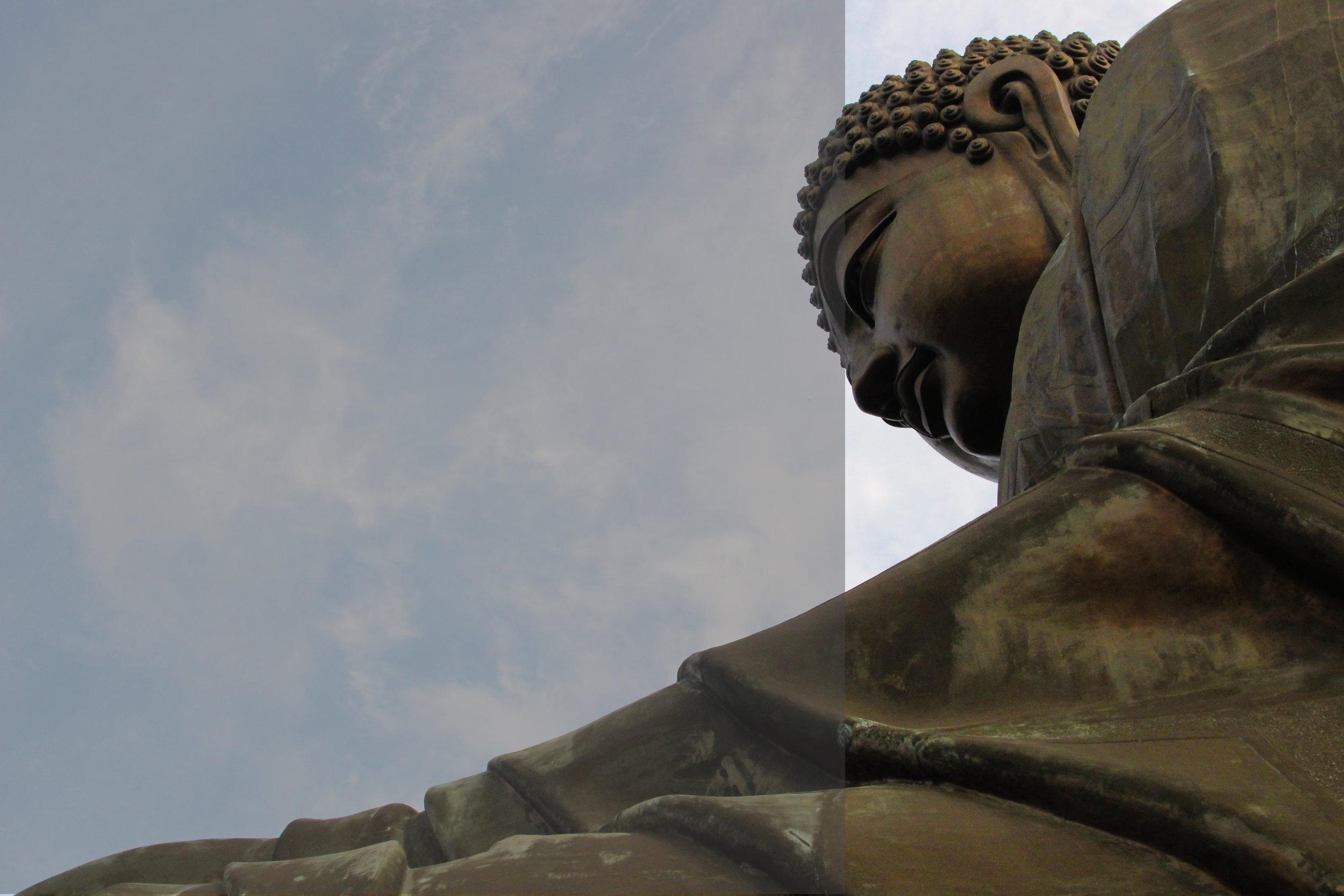 CALM BUDDHA -