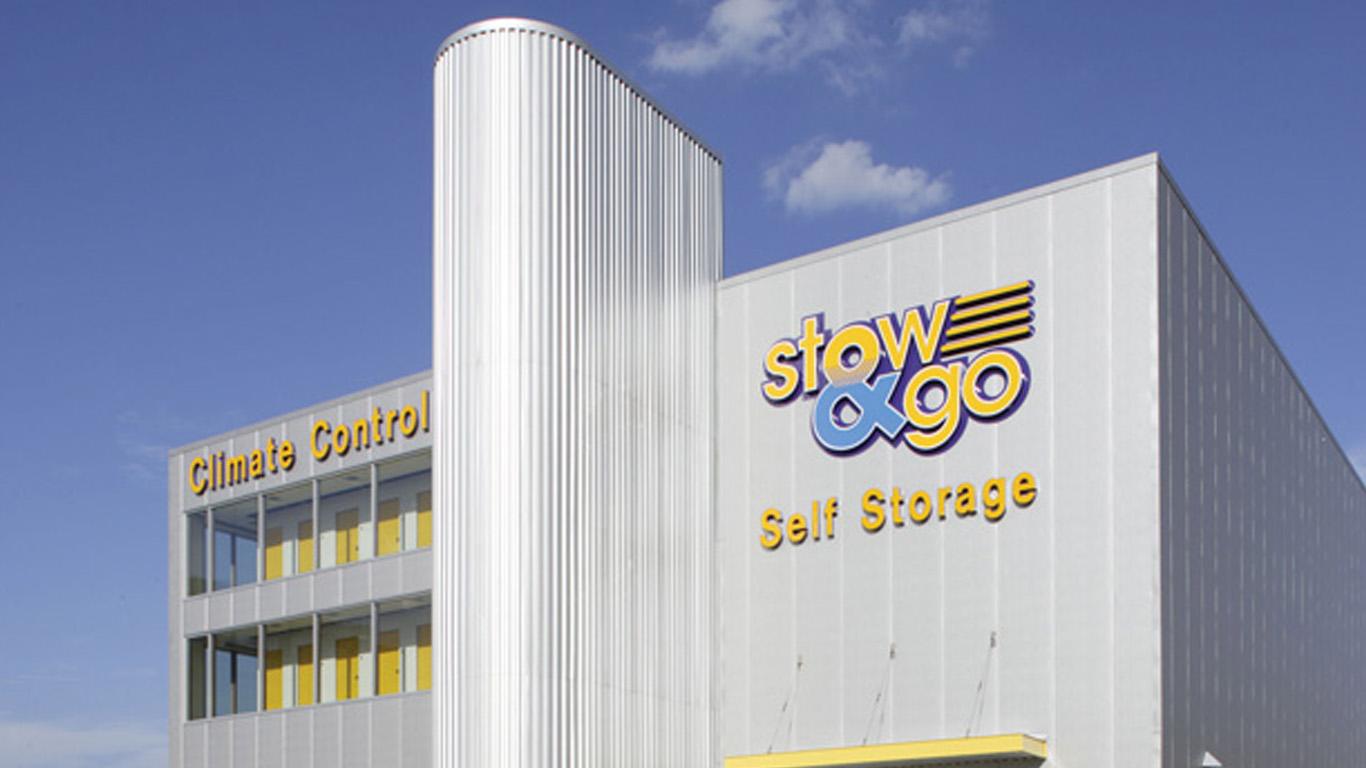 Development - Stow&Go Self Storage