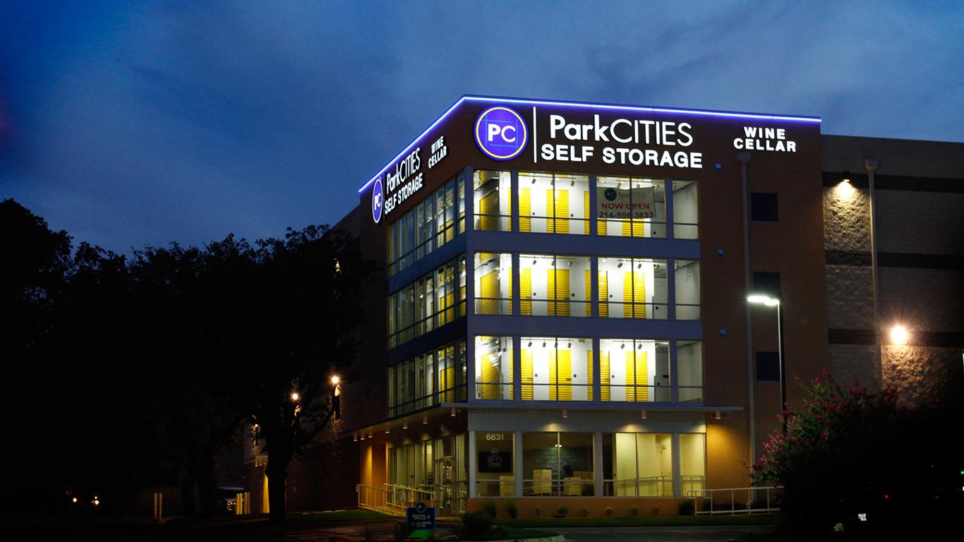 Development - Park Cities Storage