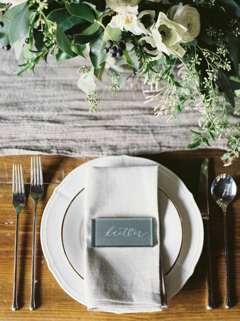 Rustic + Elegant Tablescape
