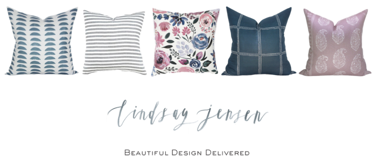 Favorite Textile Designers by Lindsay Jensen Interiors