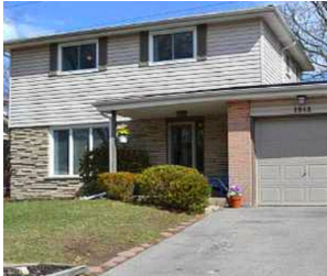 SOLD  |1948 Barsuda |Mississauga  Right location for French Immersion backing on to green space,lots of potential!