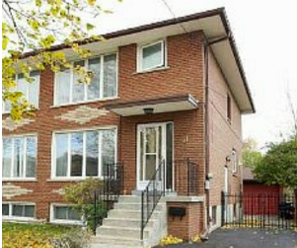 SOLD  | 31 Foch Avenue | Toronto  Newlyweds and a new home!It was a long search, but we finally found the one|