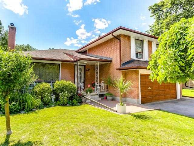 SOLD -  14 Kingscross Square  Fixer Upper for this Family of Four in desirable Norseman School District in Etobicoke.