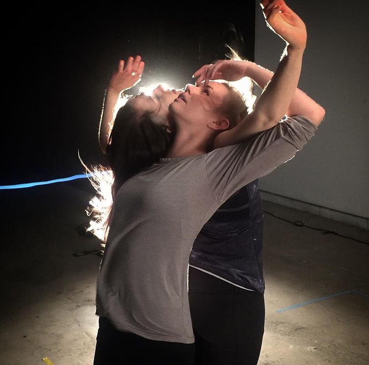 Alison Chase Performance: Rehearsal