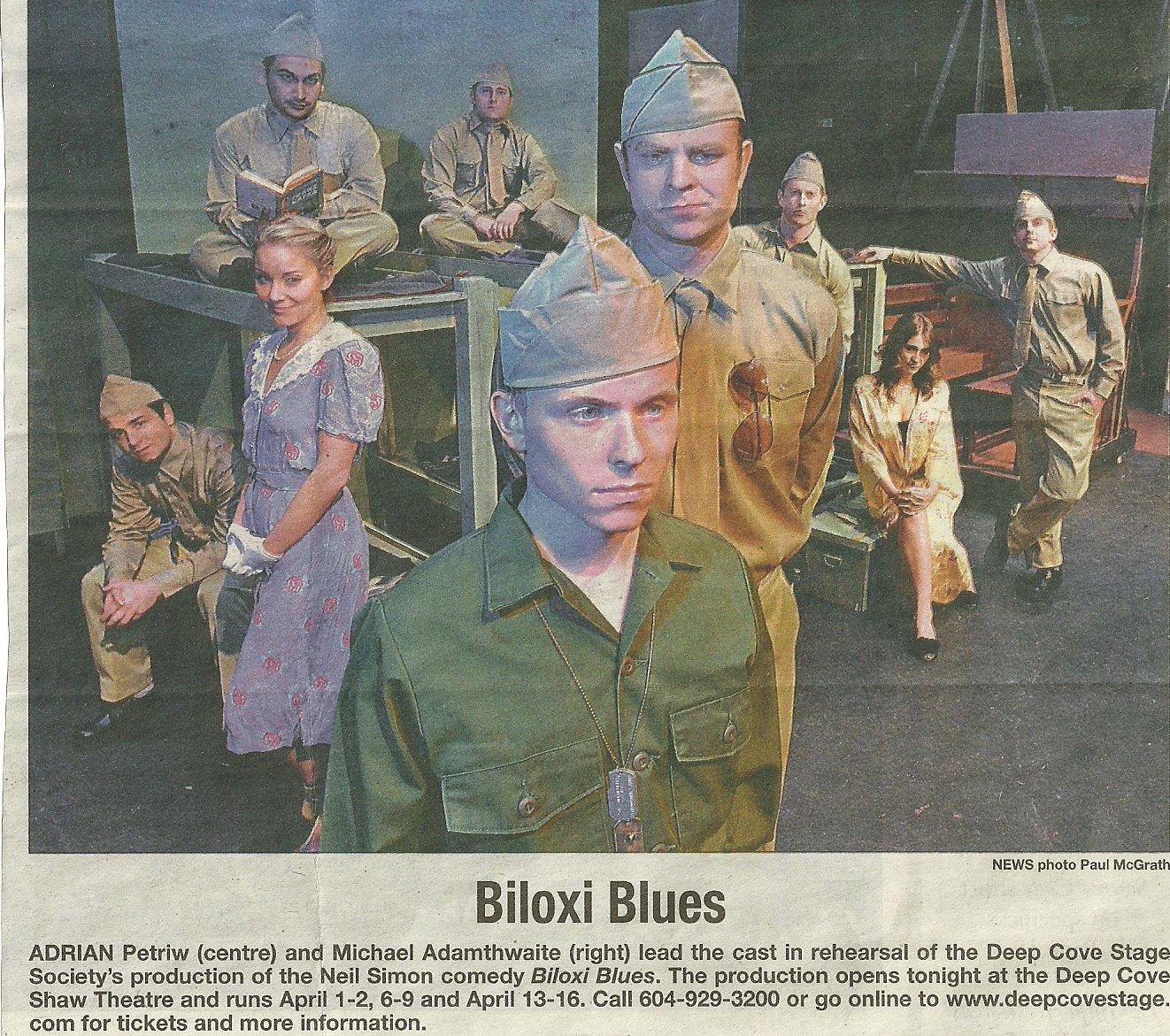 Biloxi Blues (2011)