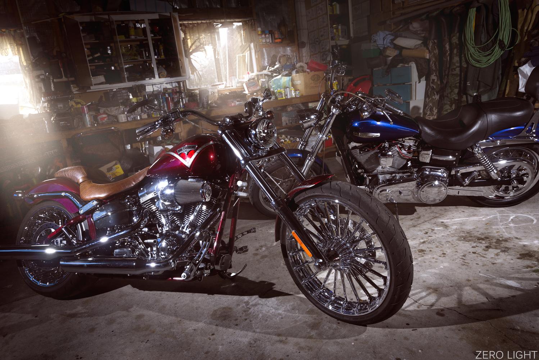 2013 Harley Davidson FXSB