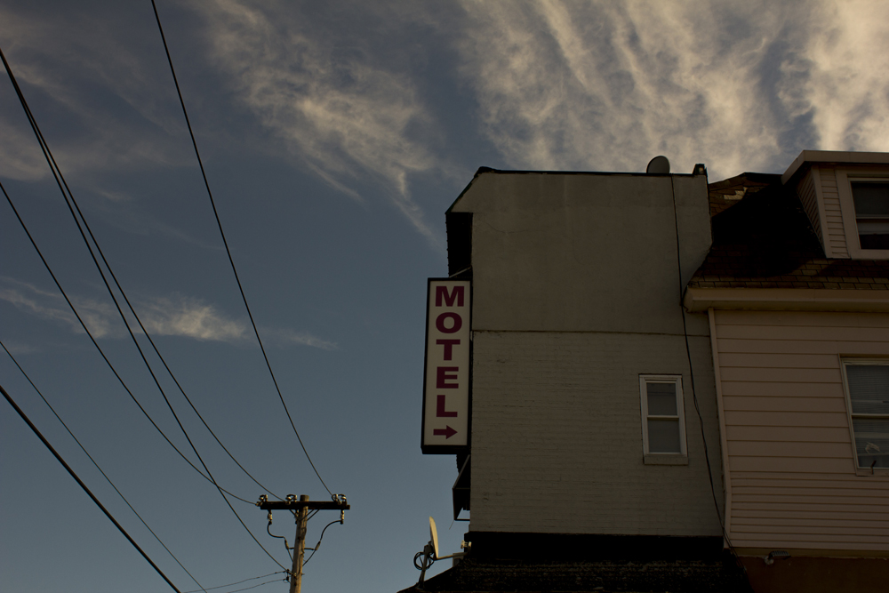 The Midland Motor Inn in Midland Beach, Staten Island.