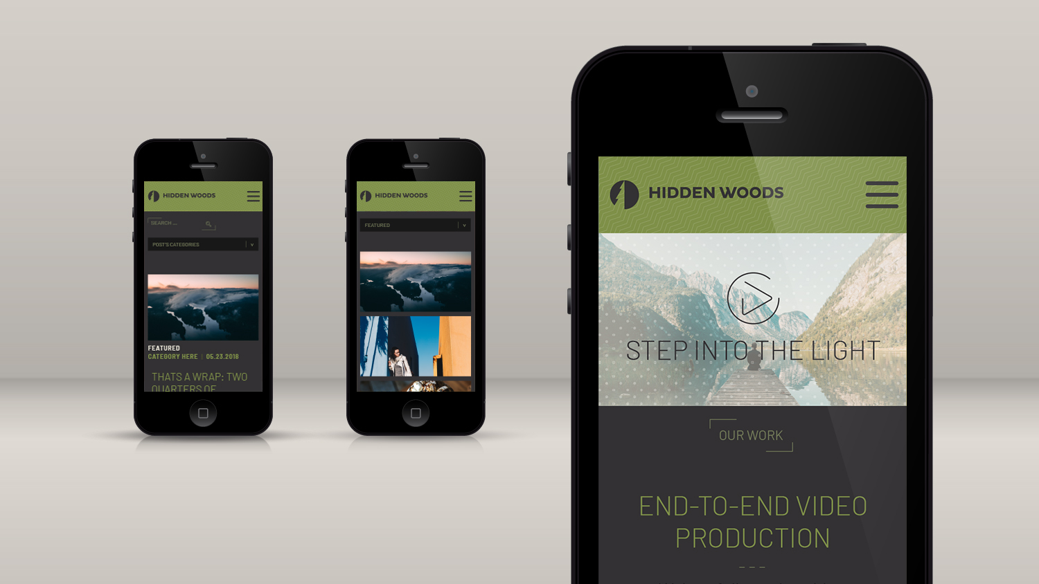 Hidden Woods Media