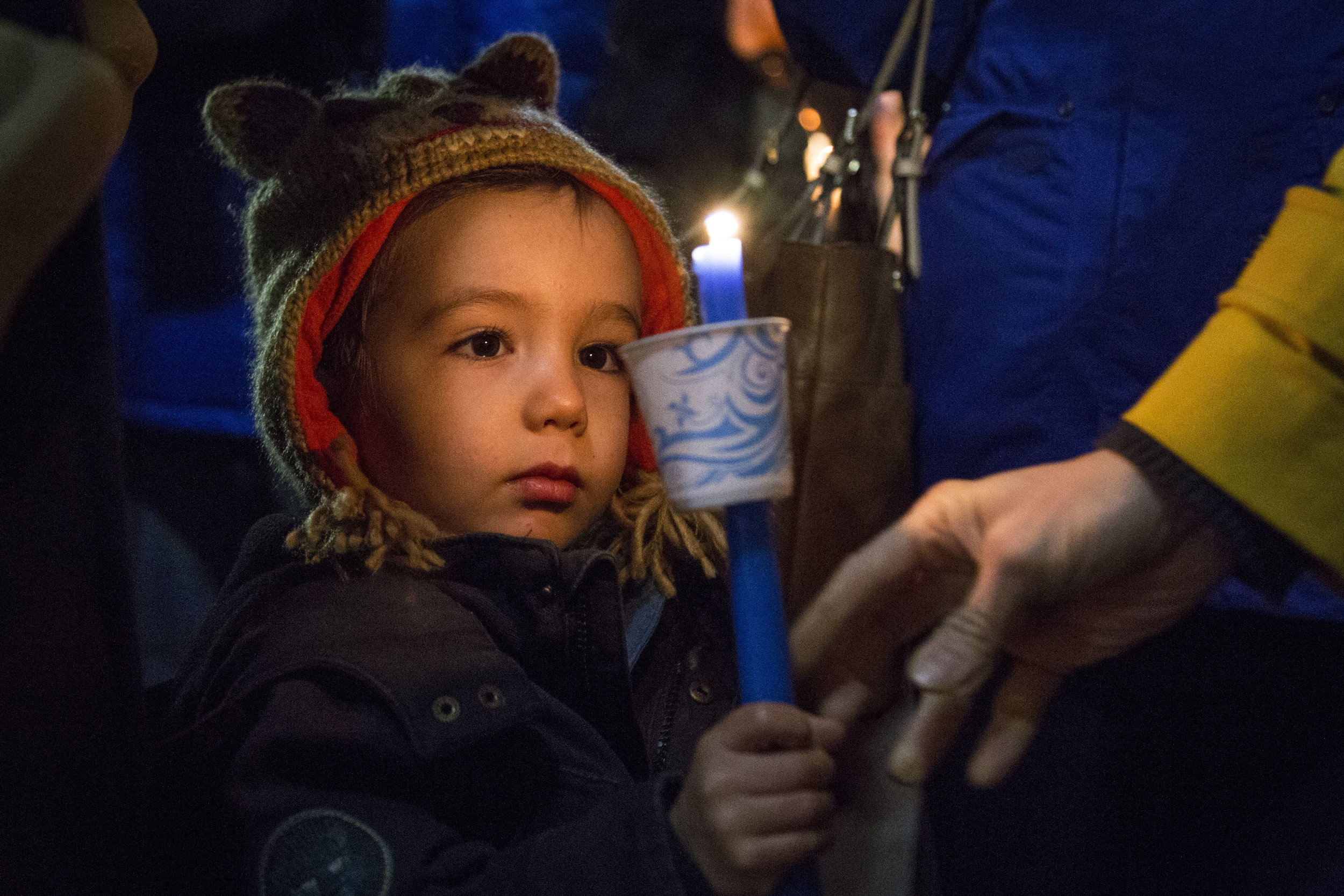 Vigil for Paris Terrorist Attack | November 2015 | Washington, D.C.