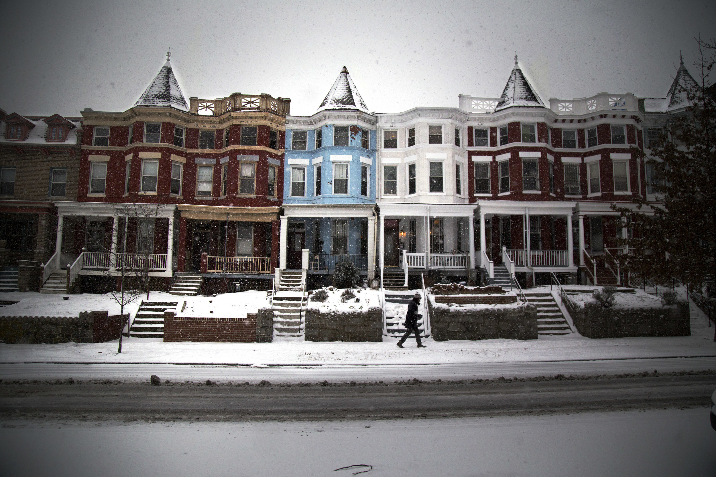 Snowpocalypse, Washington, D.C., January 2016