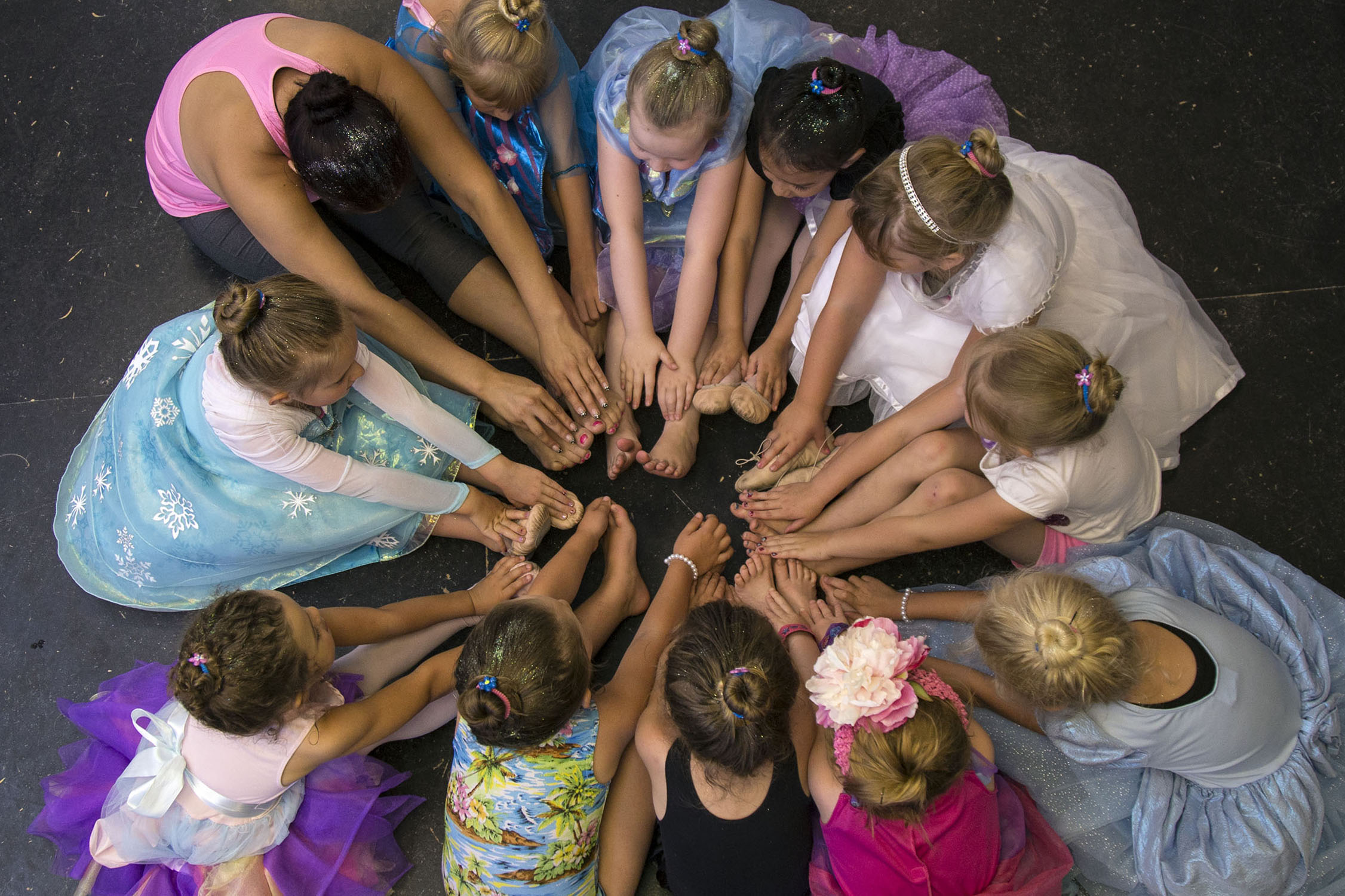 Fairy Princess Dance Camp | Register-Guard newspaper | Eugene, Oregon