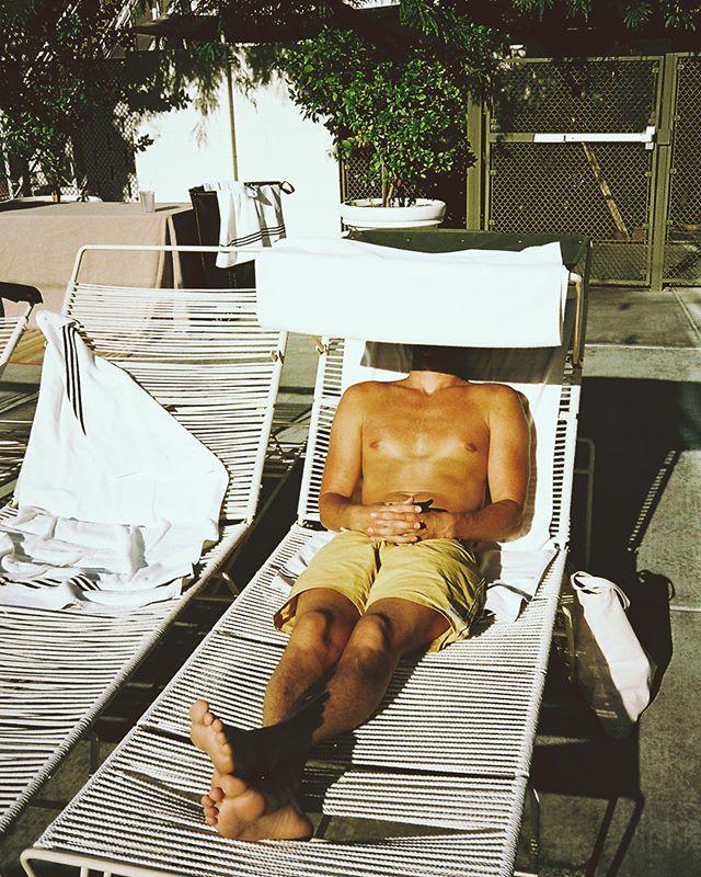 Once upon a tan 🎞