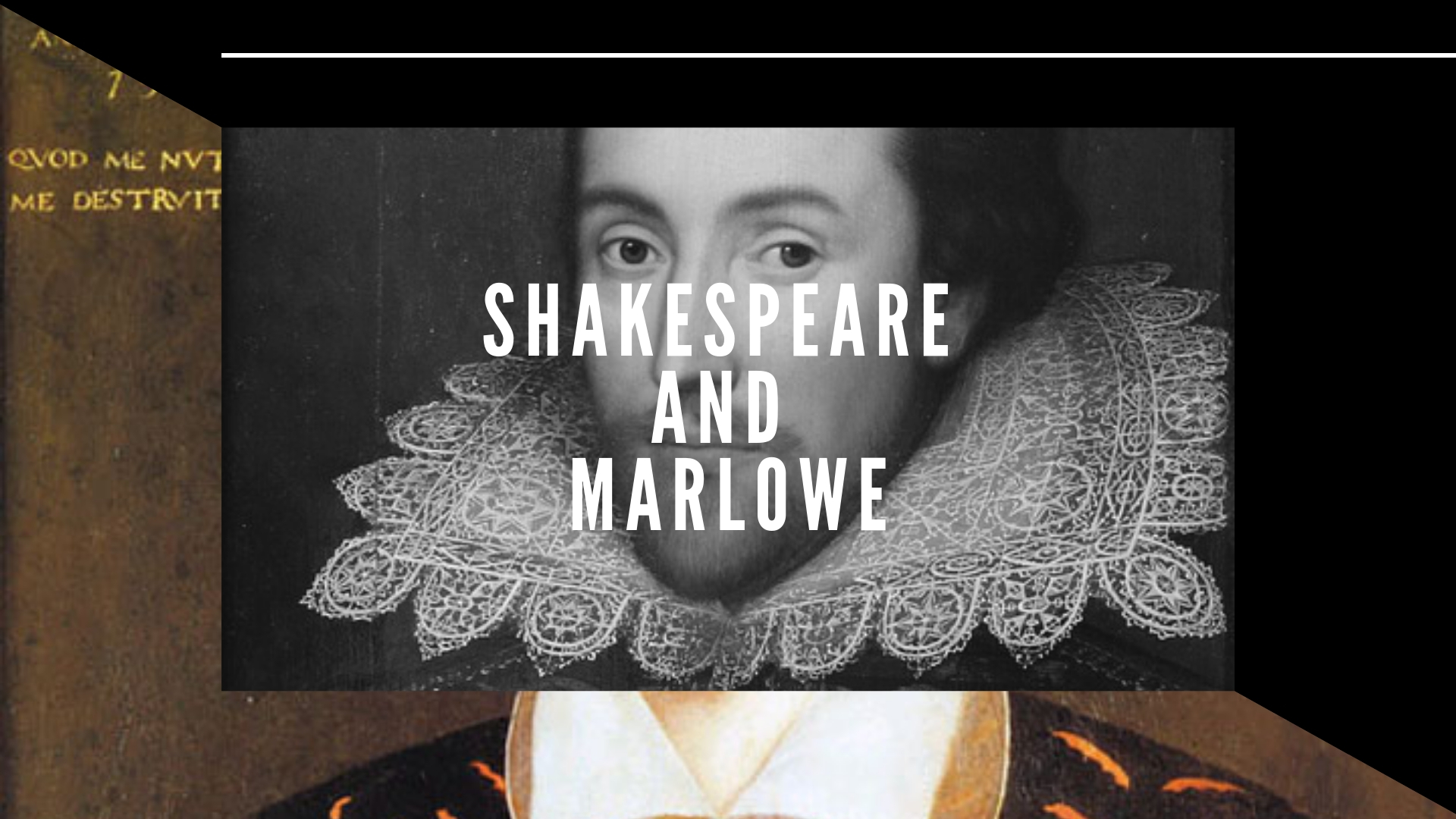 shakespeare marlowe collaboration