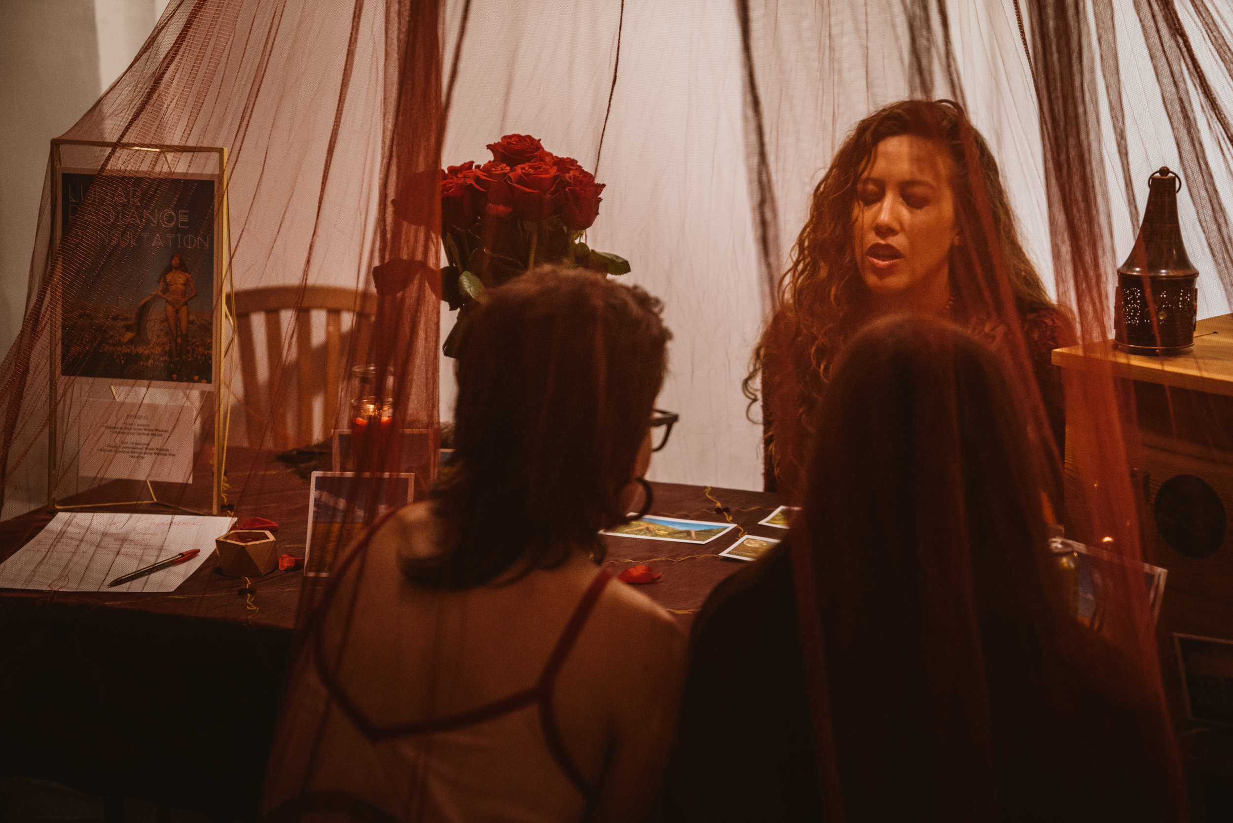 Lunar Radiance Consultations at Pussy Powerhouse presents On My Period